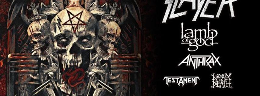 Slayer: Farewell Tour