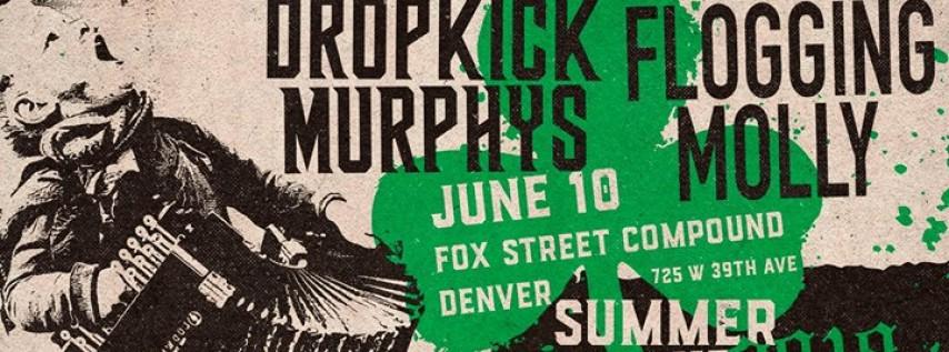 Dropkick Murphys / Flogging Molly