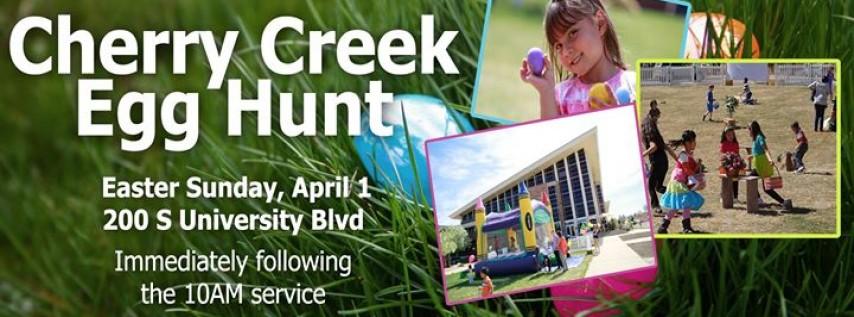 Cherry Creek Egg Hunt