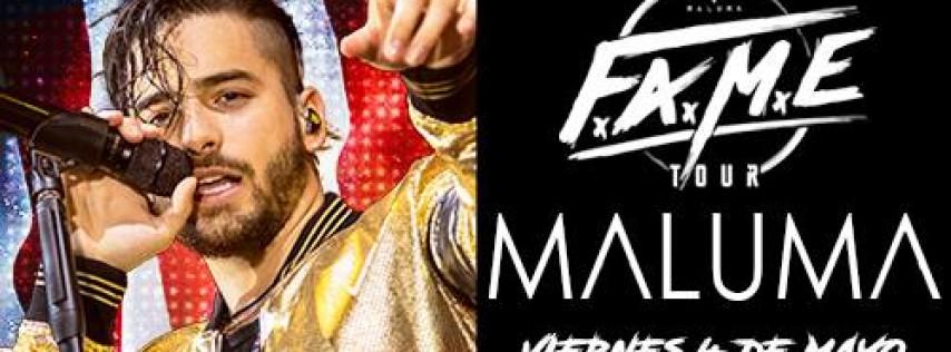 Maluma FAME tour Denver, CO