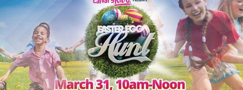 Calvary Kids Easter Egg Hunt