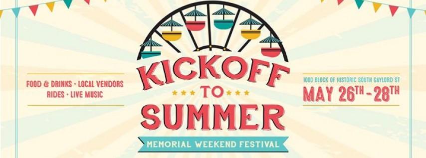 Memorial Weekend Festival