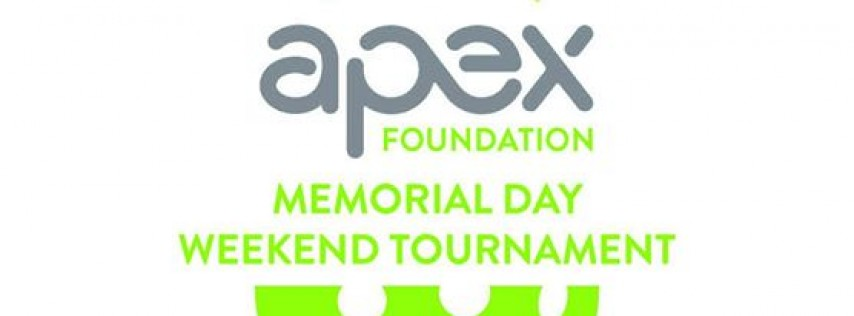 Apex Foundation Memorial Day Pickleball Tournament