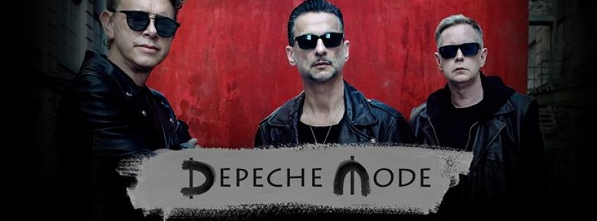 Depeche Mode with Special Guest: Global Spirit Tour