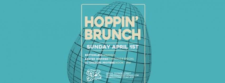 A Hoppin' Brunch - Easter Sunday