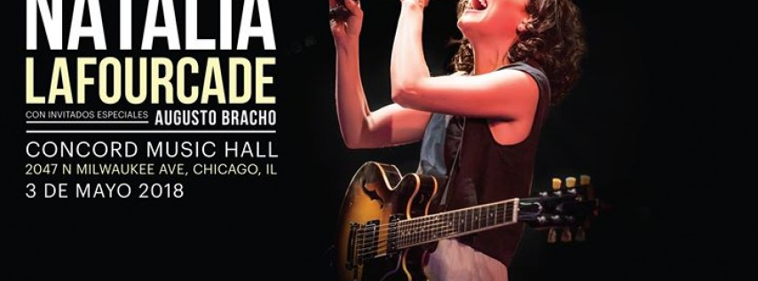 Natalia Lafourcade - Concord Hall - 05/03/18