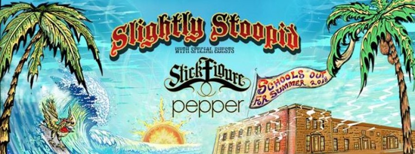 Slightly Stoopid: School's Out For Summer In Cocoa, FL