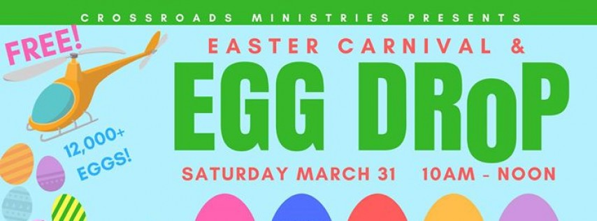 Easter Carnival & Egg Drop