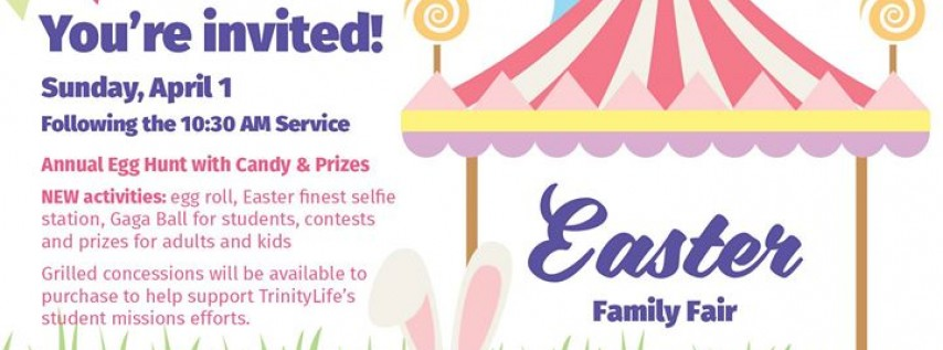 Easter Family Fair