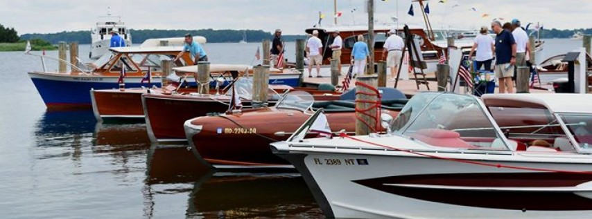 Antique & Classic Boat Festival & Arts at Navy Pt.