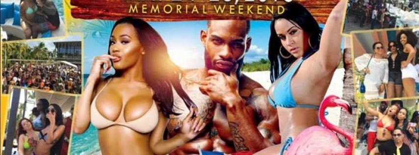 Urban Paradise Weekend Memorial Day Weekend