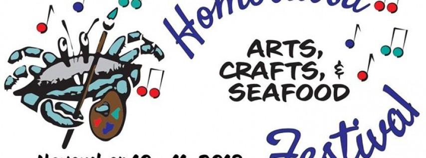 Homosassa Arts. Crafts, and Seafood Festival 2018