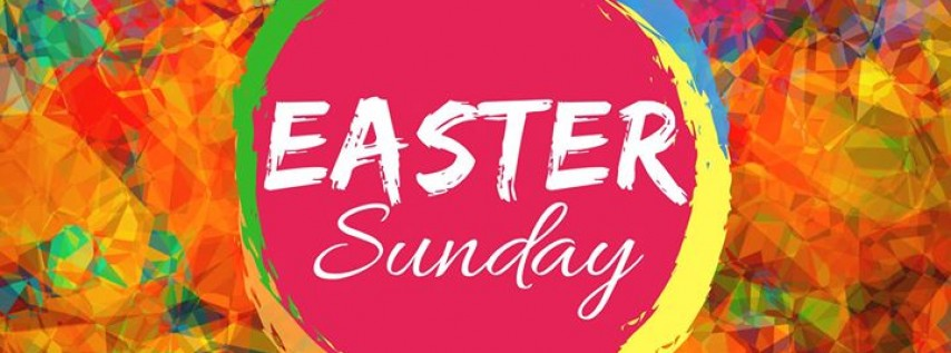Easter Sunday Worship 9:00 AM