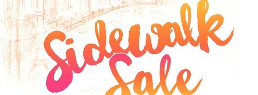 Sidewalk Sale at ADJ Winter Park