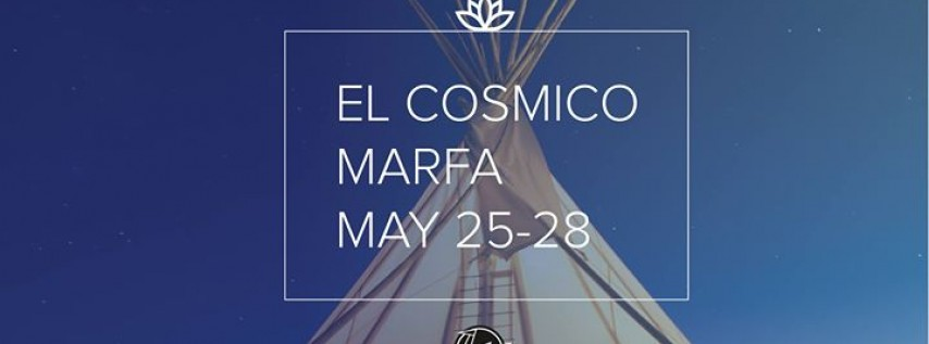 Marfa Yoga Retreat at El Cosmico