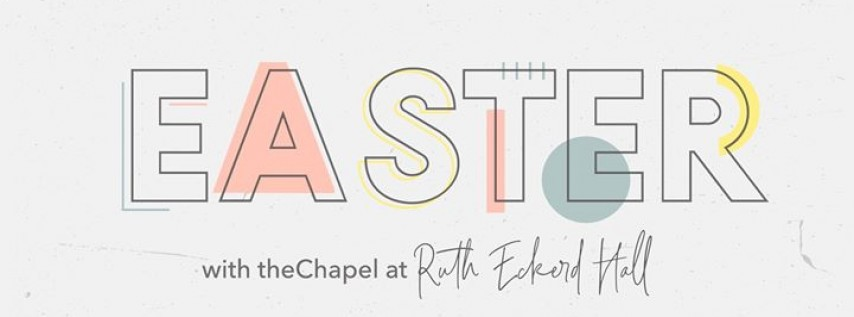 Easter 11:15am Service w/ theChapel at Ruth Eckerd Hall