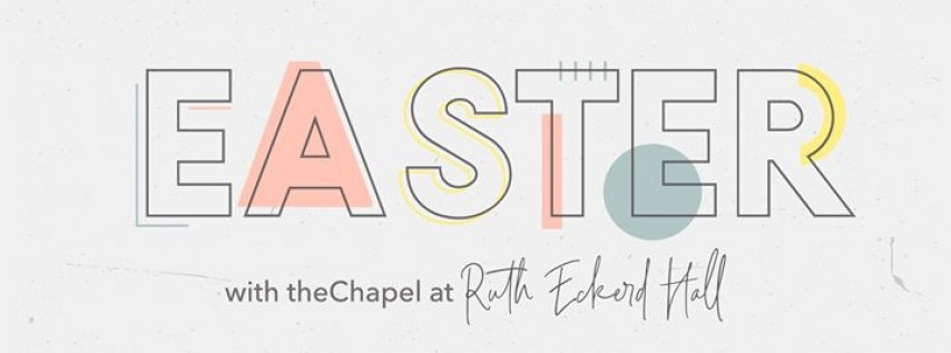 Easter 9am Service w/ theChapel at Ruth Eckerd Hall