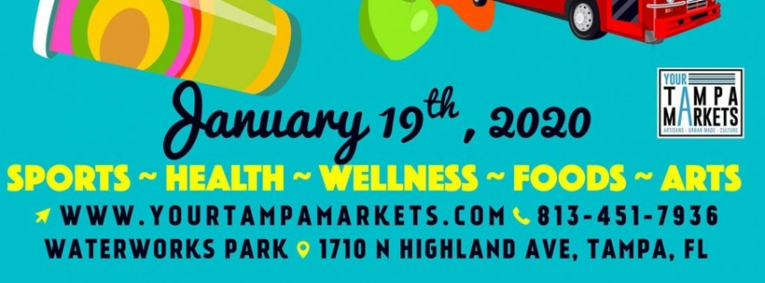 Tampa Riverwalk Fit Festival