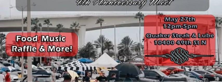 NextGen Tuning's 4th Anniversary Meet!