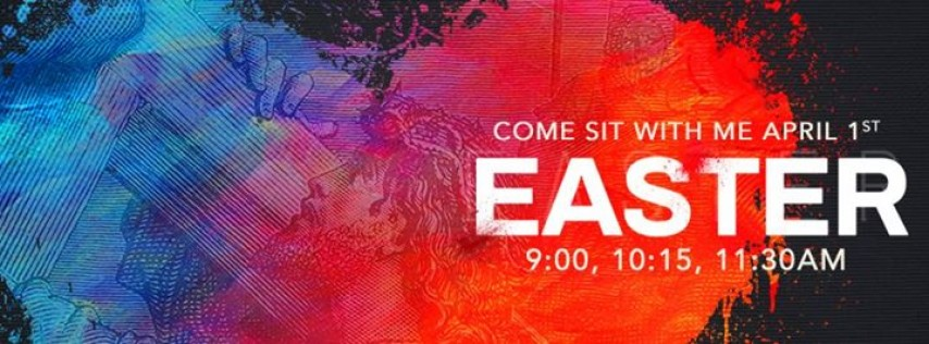 Easter At Relevant