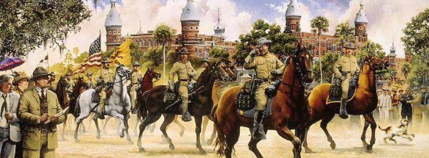 Rough Riders Heading to Washington, DC