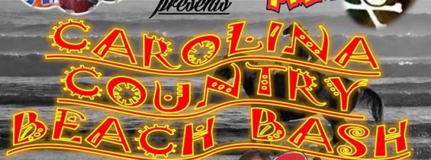 Carolina Country Beach Bash w/WWQQ