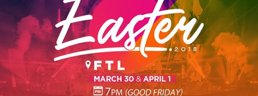 Easter at Church by the Glades FTL