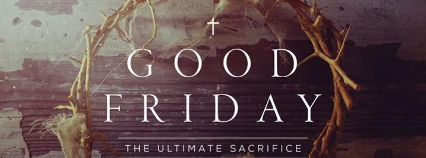 Good Friday Noon Communion Service