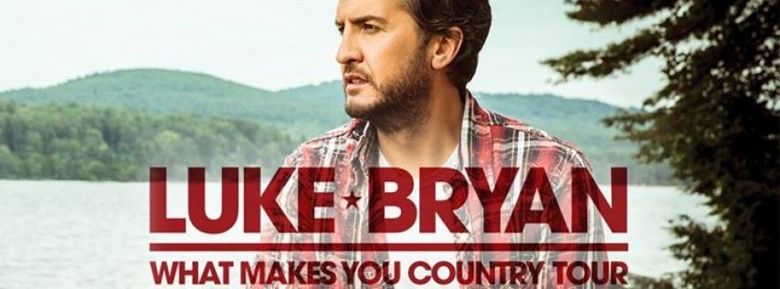 Luke Bryan - What Makes You Country Tour