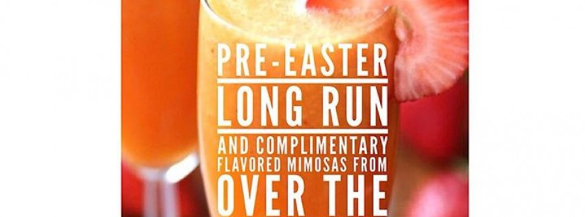 Pre-Easter Long Run