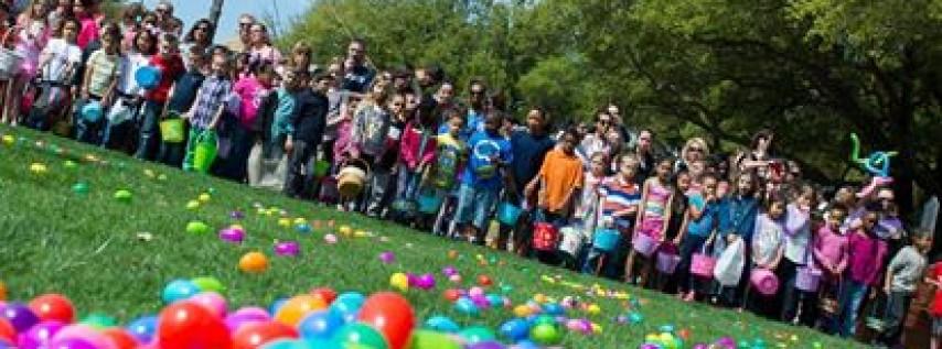 Texas-Sized Easter Egg Hunt