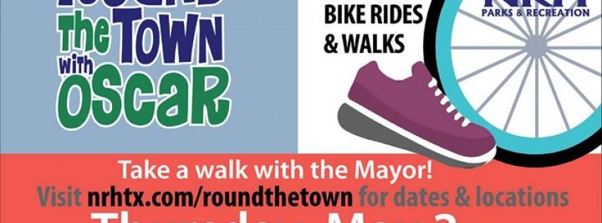 NRH Mayor's Monthly Walk-May 3