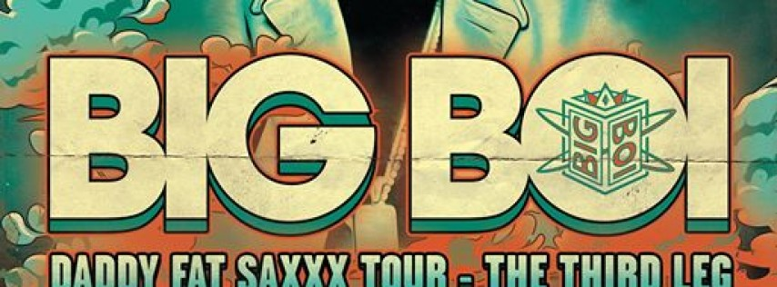 Big Boi- Daddy Fat Saxxx Tour at Vinyl Music Hall