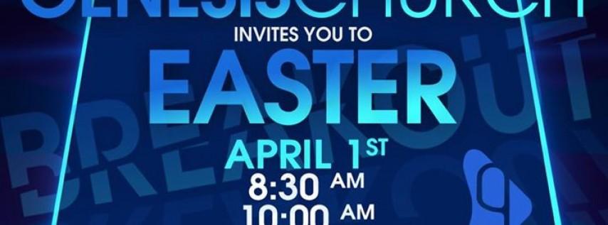 Easter at Genesis!