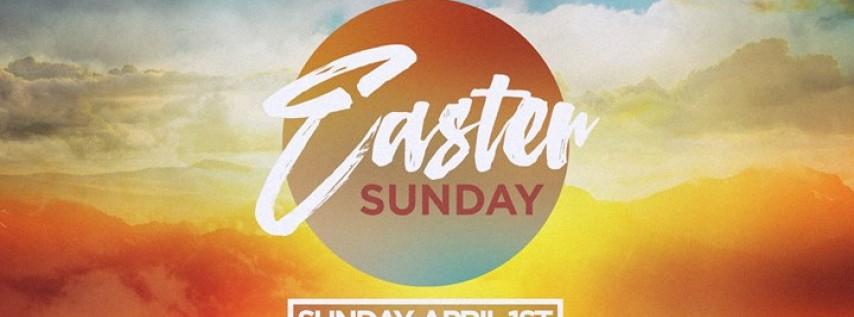 Easter Sunday at High Praise Panama City