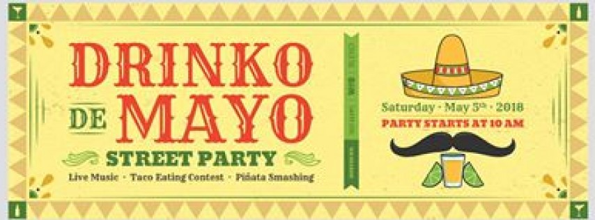 Drinko de Mayo at 200 South!