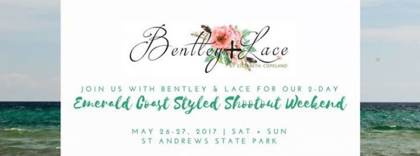 Emerald Coast Styled Shootout Weekend with Bentley & Lace in PCB