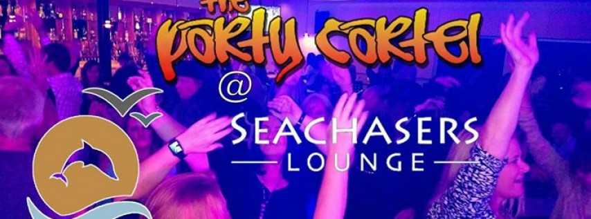 The Party Cartel at Seachasers Lounge