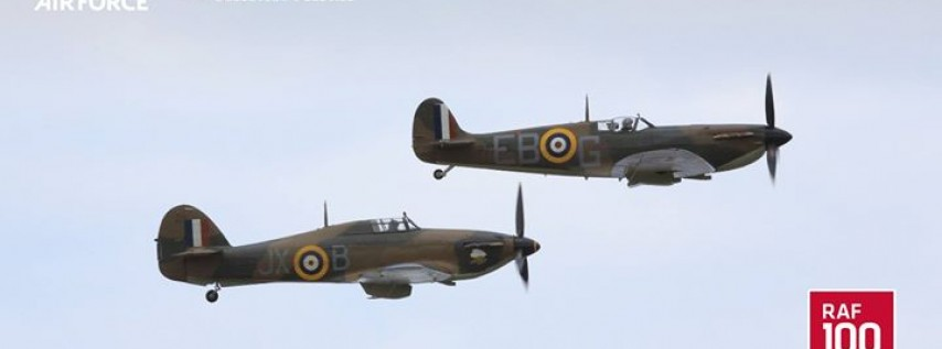 The Great British Fly-In