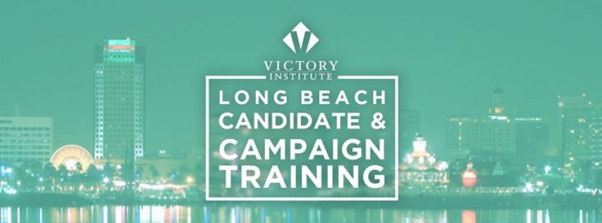 Long Beach Candidate & Campaign Training