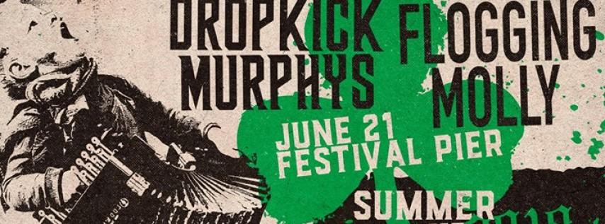 Dropkick Murphys And Flogging Molly