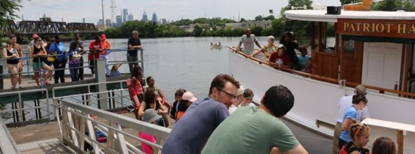 Mother's Day - Boat Cruise to Bartram's Garden