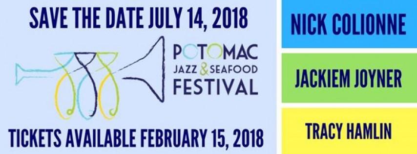 2018 Potomac Jazz & Seafood Festival