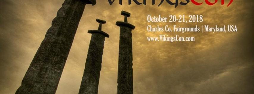 VikingsCon - a vikings fan convention