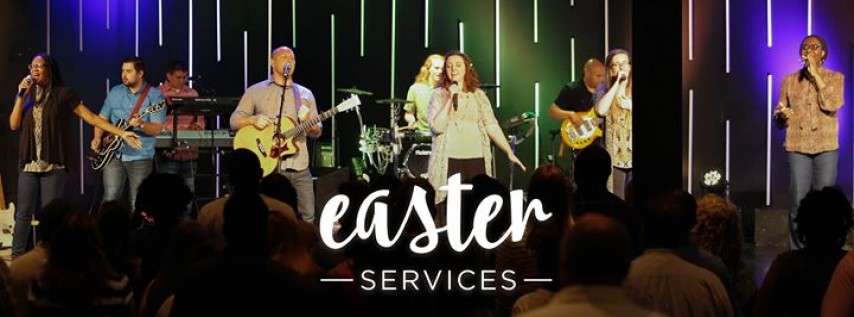 Easter Services Frederick Campus