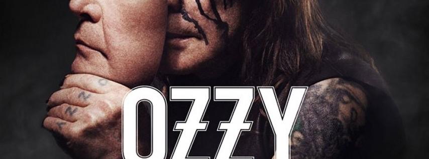 Ozzy in Denver