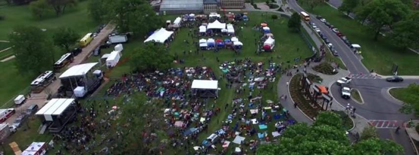 2018 Charm City Bluegrass Festival
