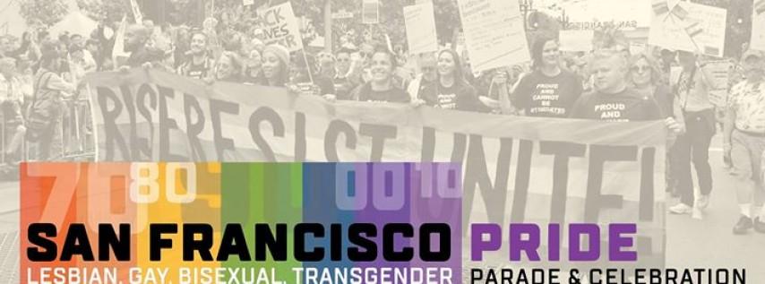 48th Annual SF LGBT Pride Parade