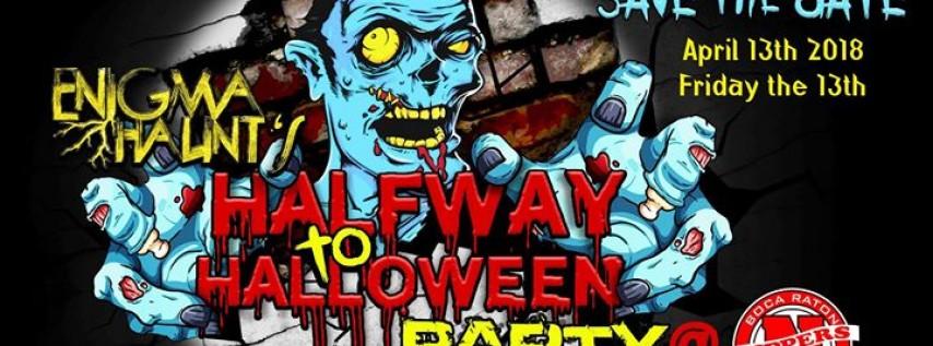 Halfway To Halloween Party