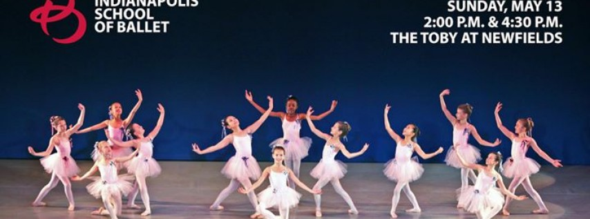 Indianapoils School of Ballet: May We Dance Showcase